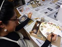 Restoration of Painting Course Course- ABC de' Conti
