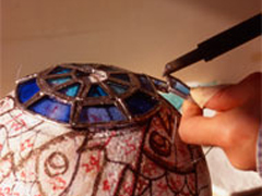 Stained Glass Course- ABC de' Conti
