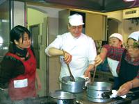 Culture Course - Practical training in a Restaurant - ABC de' Conti
