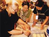 Italian Home Cooking Lesson - ABC de' Conti